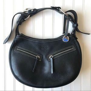 Dooney & Bourke Pebble Leather Handbag Purse